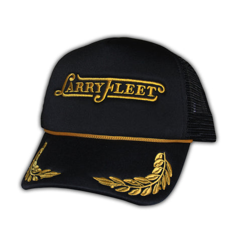 Larry Fleet Trucker Hat - Front