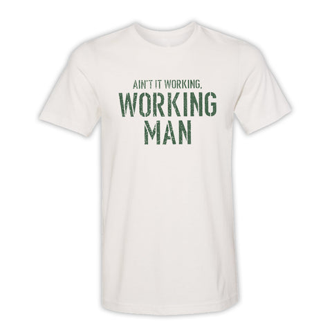 Larry Fleet Working Man Tee - Front