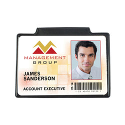 Government Size Magnetic Badge Holder (3-7-8