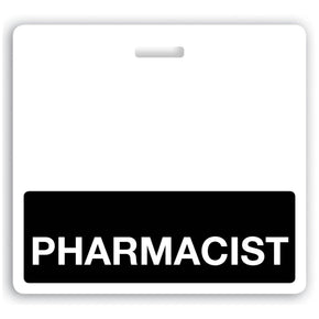 PHARMACIST Teslin Badge Buddy - IDenticard.com