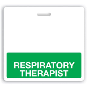RESPIRATORY THERAPIST Teslin Badge Buddy