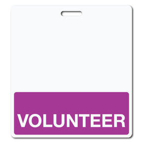 VOLUNTEER Teslin Badge Buddy - IDenticard.com