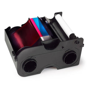 EZ YMCKO Printer Ribbon (Fargo C50, 100 Imprints) - IDenticard.com