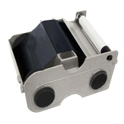 Fargo 44211 Black KO Cartridge w-Cleaning Roller - IDenticard.com