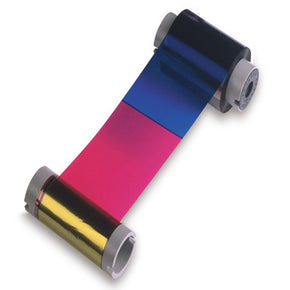 Fargo YMCKO Printer Ribbon (DTC Series, 400 Imprints)