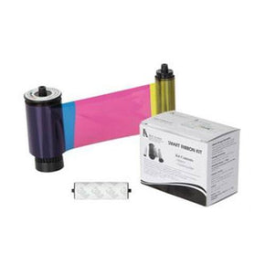 YMCKO Printer Ribbon (SMART 30 and 50 series) - IDenticard.com