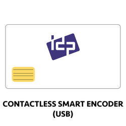 USB Contactless Smart Card Encoder Upgrade Module (SMART 51 Series) - IDenticard.com