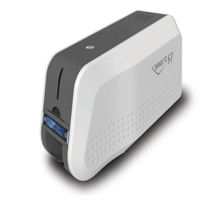 SMART 51S Single-Sided Card Printer - IDenticard.com