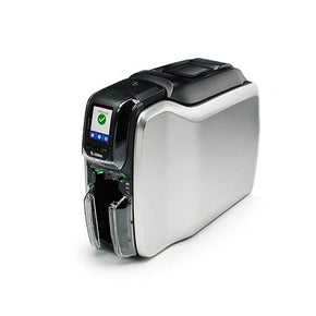 Zebra ZC300 Single-Sided ID Card Printer with Ethernet - IDenticard.com