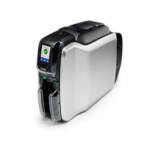 Zebra ZC300 Dual-Sided ID Card Printer with Ethernet & Mag Encoder - IDenticard.com