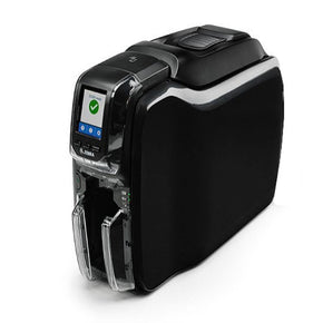 Zebra ZC350 Single-Sided ID Card Printer with Ethernet & Mag Encoder - IDenticard.com