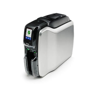 Zebra ZC300 Single-Sided ID Card Printer with Ethernet & Mag Encoder - IDenticard.com