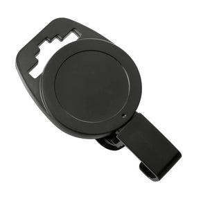 Non-Magnetic Badge Reel with Plastic Clip - IDenticard.com