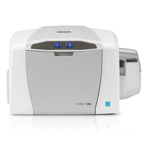 Fargo C50 Single-Sided Card Printer - IDenticard.com