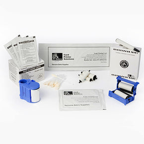 Zebra Laminator Cleaning Kit (ZXP Series 8 & 9) - IDenticard.com
