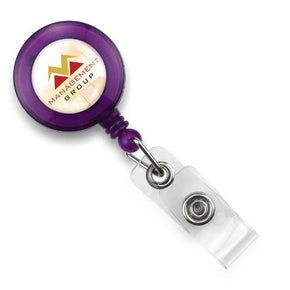 Custom Economy Circle Badge Reels