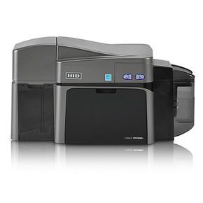 Fargo DTC1250e Dual-Sided Card Printer with Ethernet and Internal Print Server - IDenticard.com