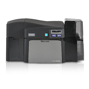 Fargo DTC4250e Dual-Sided Card Printer with Ethernet and Mag Encoder - IDenticard.com