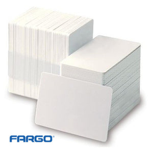"Fargo® UltraCard® 10-mil PVC ID Card (CR80-Credit Card Size, 2.13"" x 3.38"")"