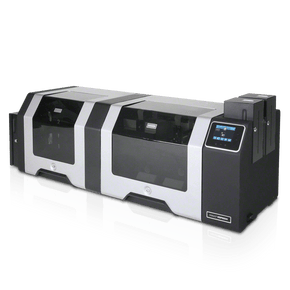 HID Fargo HDP8500 Dual-Sided Card Printer with Flattener