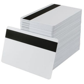 "PVC MIFARE Classic® 1K Smart Card with 1-2"" HICO Magnetic Stripe (CR80-Credit Card Size, 2.13"" x 3.38"") - IDenticard.com"