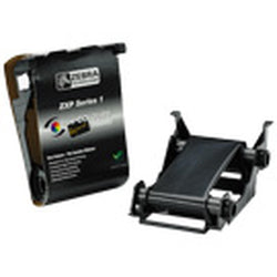 Load-N-Go™ Black Printer Ribbon (Zebra ZXP Series 1)