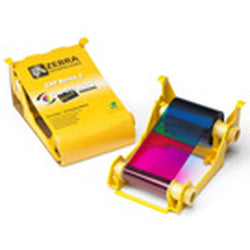 YMCKOK ix Series Printer Ribbon (High Capacity, Zebra ZXP Series 3)