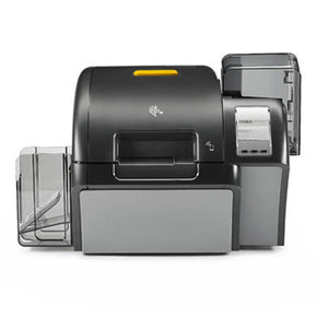 Zebra ZXP Series 9 Single-Sided Printer with Mag Encoder & Ethernet - IDenticard.com