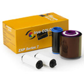 YMCKOK iX Series Printer Ribbon (250 Prints, Zebra ZXP Series 7) - IDenticard.com