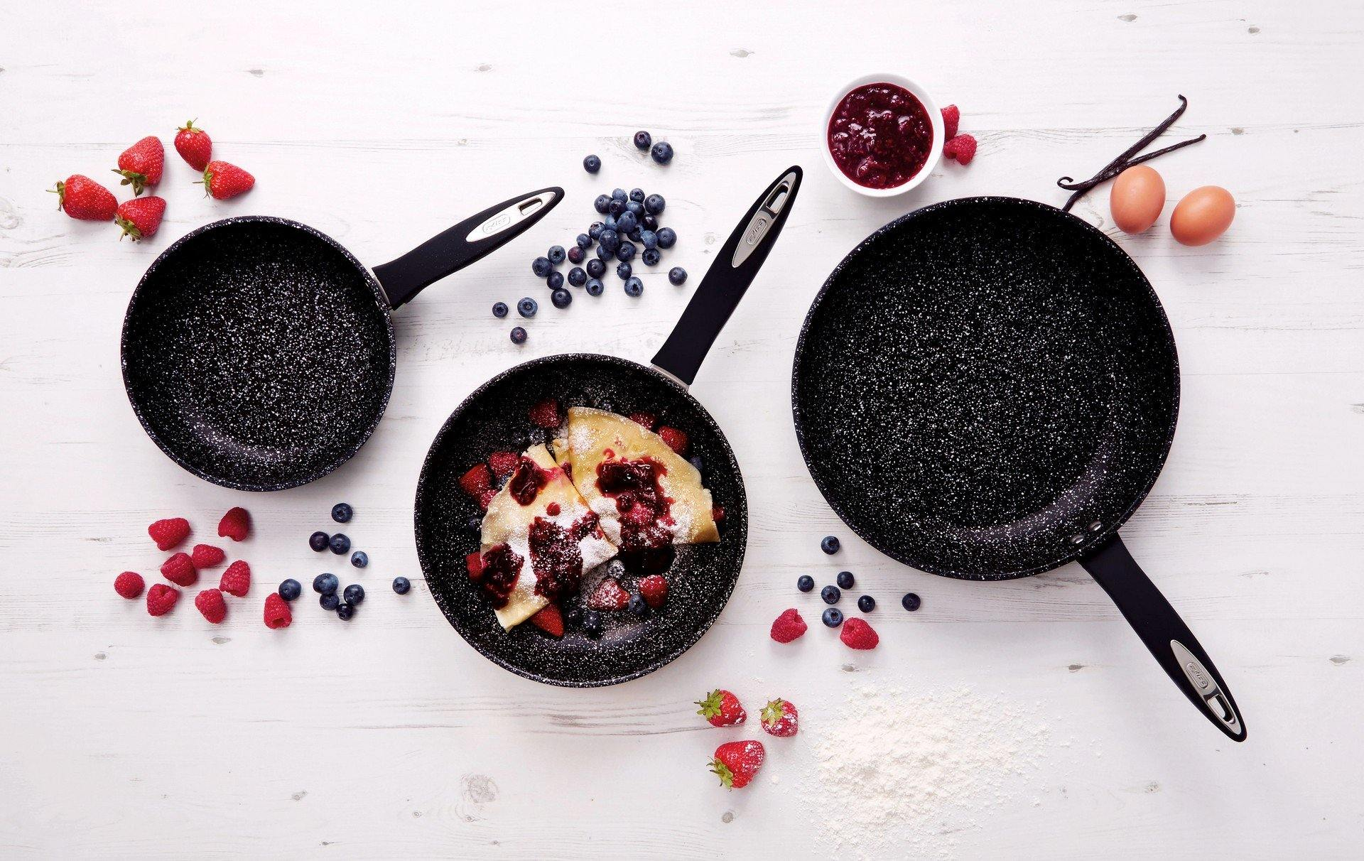 Summer Fruit Crepes
