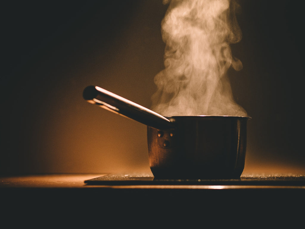 How to get rid of cooking smells