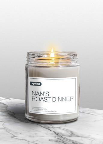 Nans Roast Dinner Candle