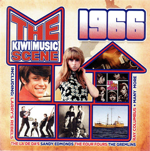 The Kiwi Music Scene- 1966 (CD)