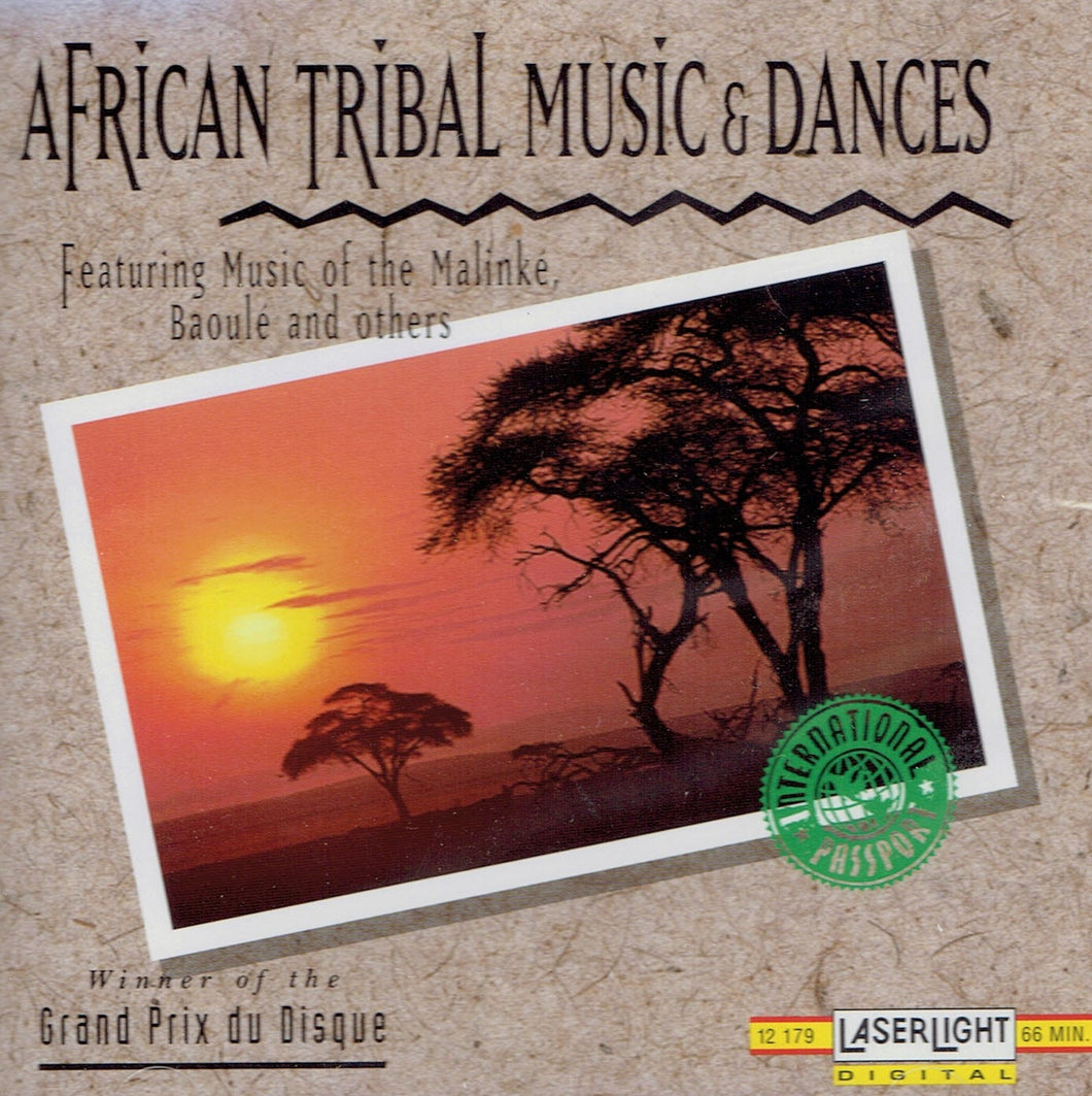 African Tribal Music & Dances