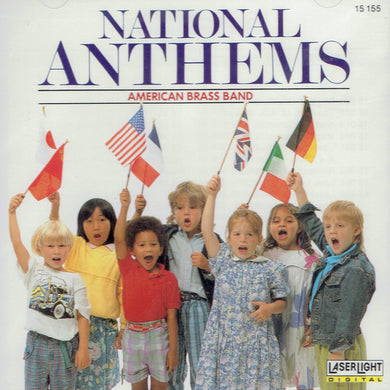 NATIONAL ANTHEMS- AMERICAN BRASS BAND