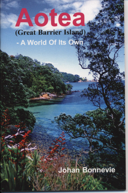 Aotea (Great Barrier Island)- Pocket Guide