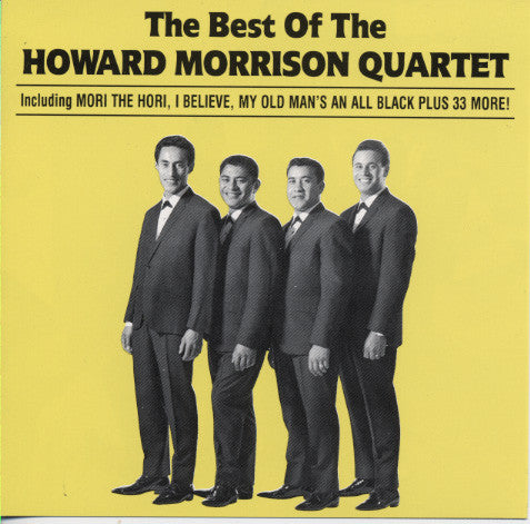Best Of The Howard Morrison Quartet (CD)