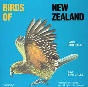 'Tui' from the Birds of New Zealand CD ( side 1, track 1)
