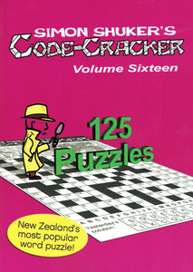 CODE-CRACKER, VOLUME 16