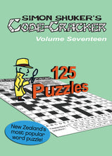 CODE-CRACKER, VOLUME 17- LATEST BOOK OUT