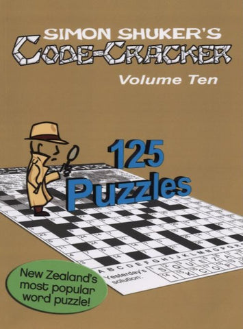 Code-Cracker, Volume Ten