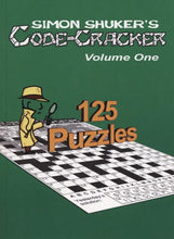 Code-Cracker, Volume One