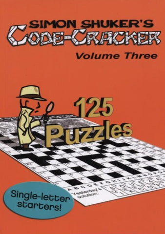Code-Cracker, Volume Three