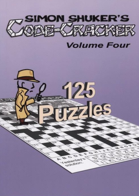 Code-Cracker, Volume Four