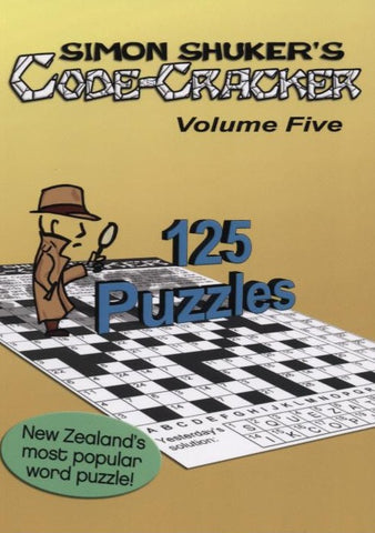 Code-Cracker, Volume Five