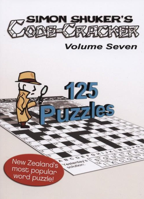Code-Cracker, Volume Seven
