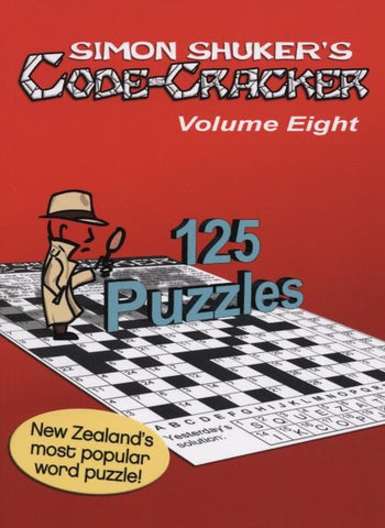 Code-Cracker, Volume Eight