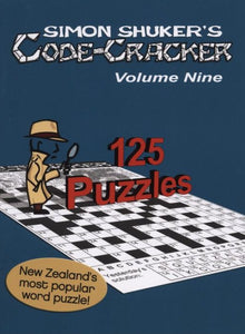 Code-Cracker, Volume Nine
