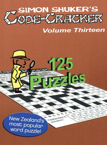 Code-Cracker, Volume 13