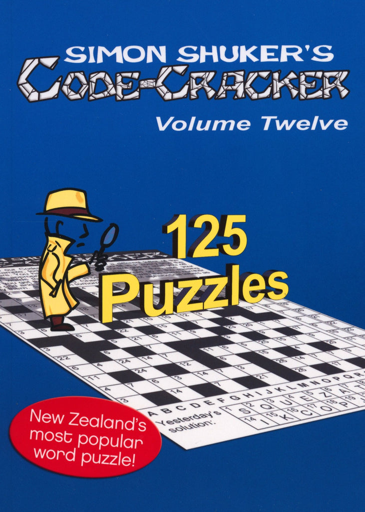 Code-Cracker, Volume Twelve